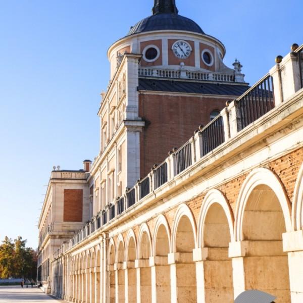 Zona Monumental de Aranjuez