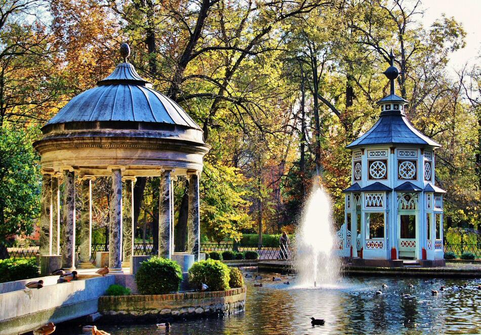 Jard n del pr ncipe de aranjuez visita madriz - Jardin del principe aranjuez ...