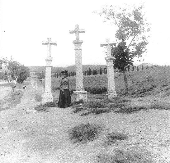 Calle de las cruces