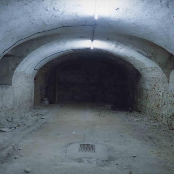 Tuneles de Aranjuez