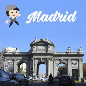 -Madrid Centro-