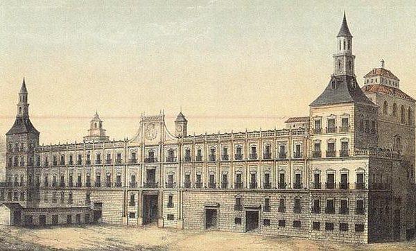 Alcazar de Madrid