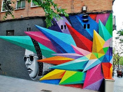 street art madrid