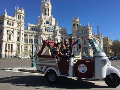 tuk tour madrid