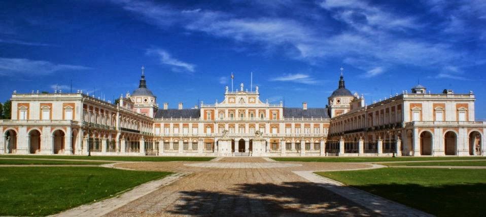 Palacio real de aranjuez y jardines visita madriz for Aranjuez palacio real y jardines