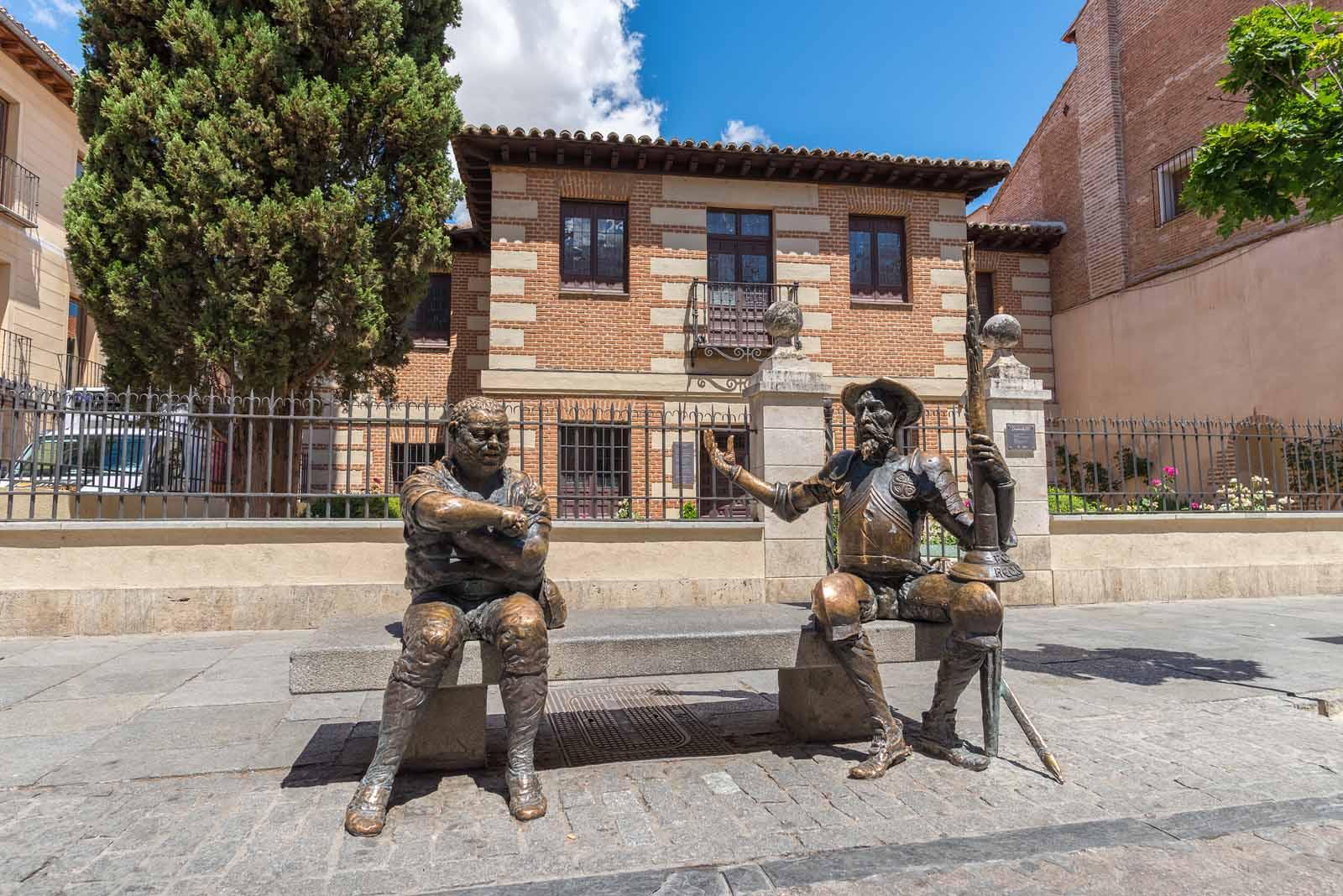Alcala imprescindible visita madriz - Arquitectos alcala de henares ...
