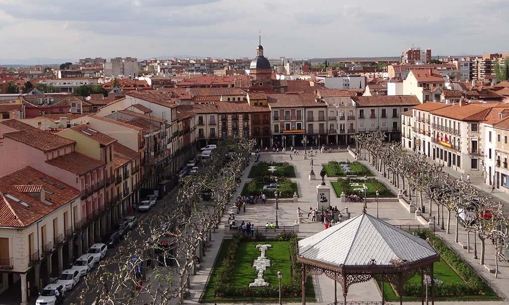 Alcala imprescindible visita madriz - Casas regionales alcala de henares ...