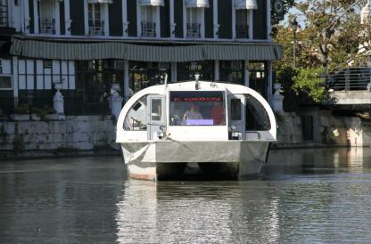 barco turistico aranjuez