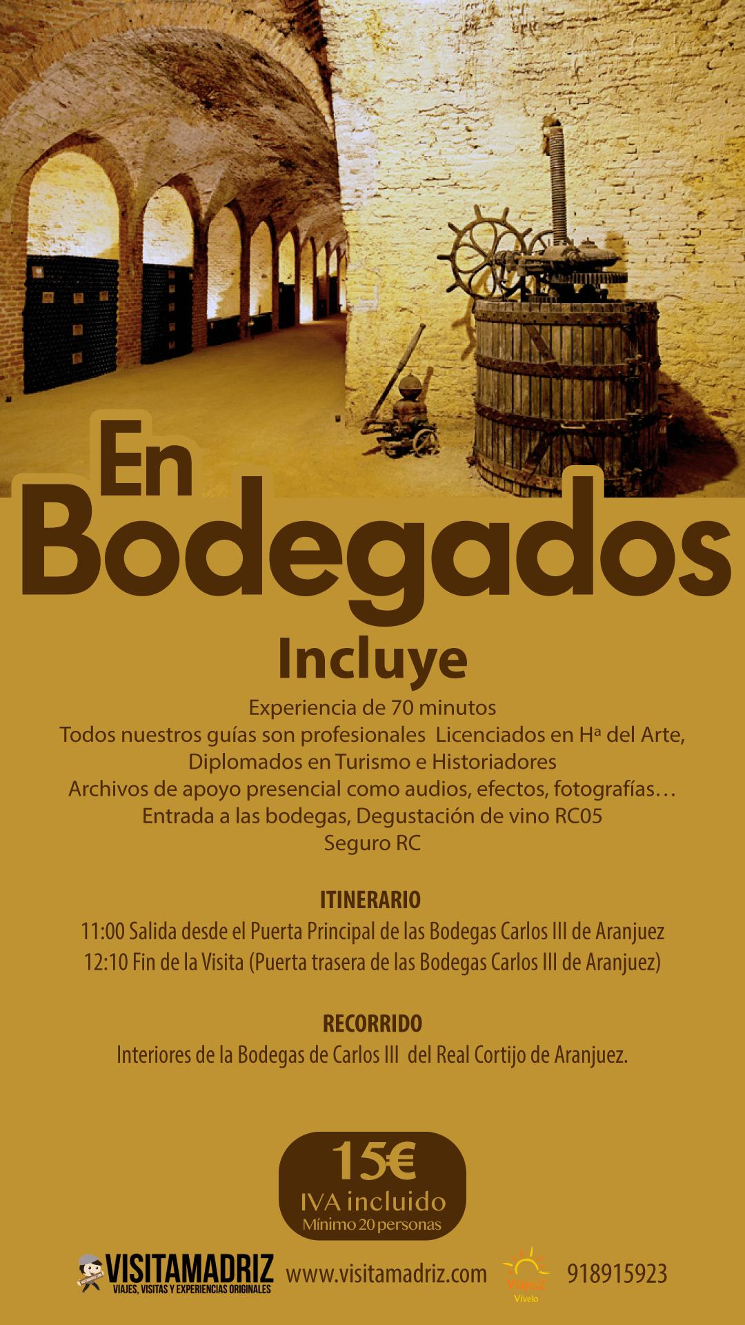 Visita Guiada En Bodegados