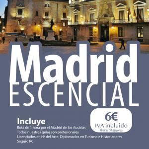 Visita Guiada MAdrid Esencial