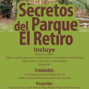 Visita Guiada Retiro