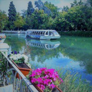 barco turistico madrid