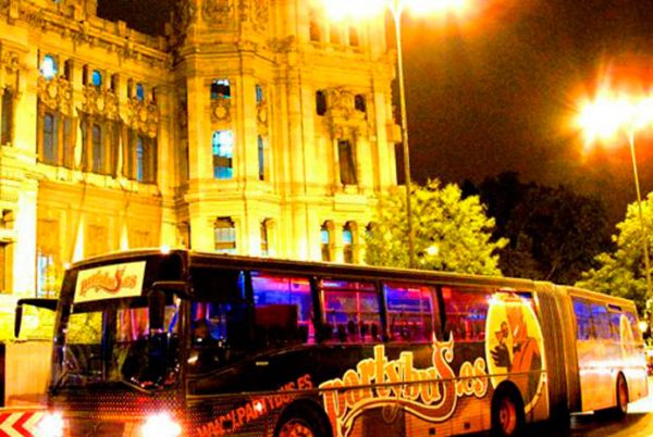 partybus madrid
