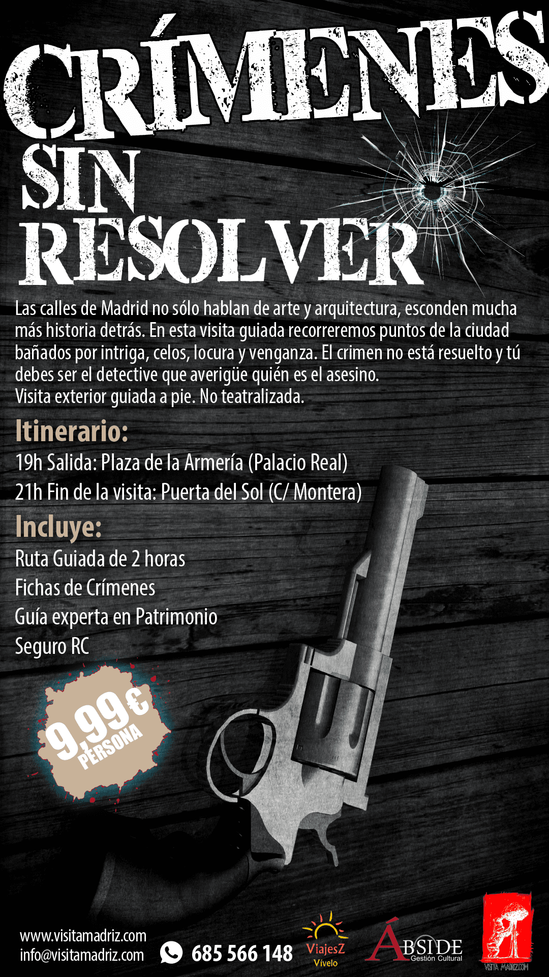 Crimenes sin resolver