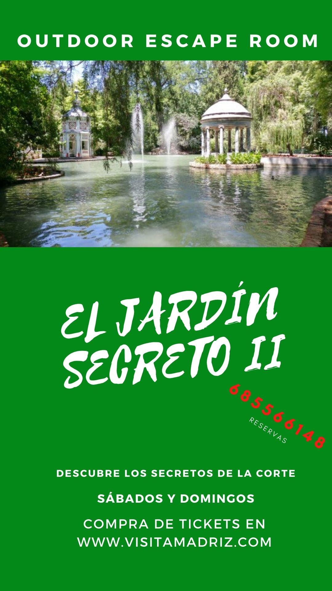 EL JARDÍN SECRETO II