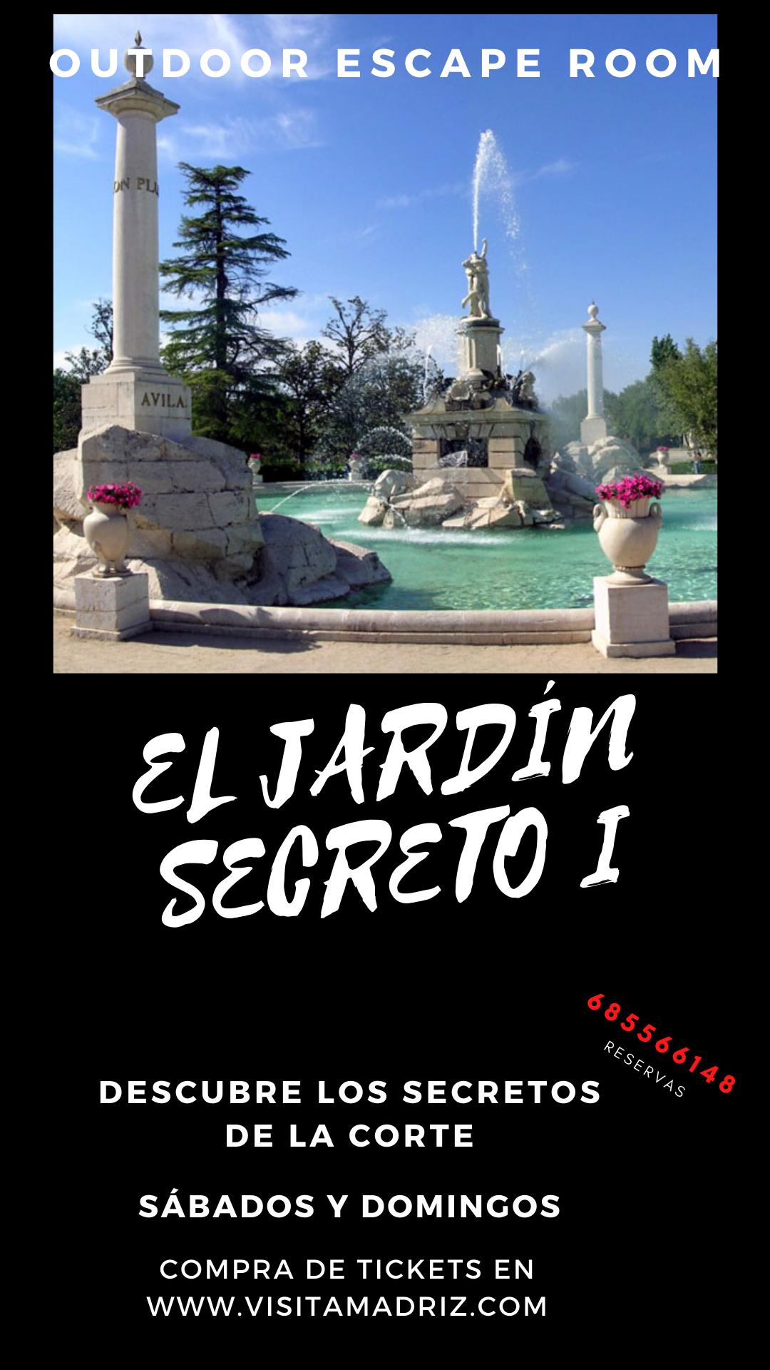 EL JARDÍN SECRETO I