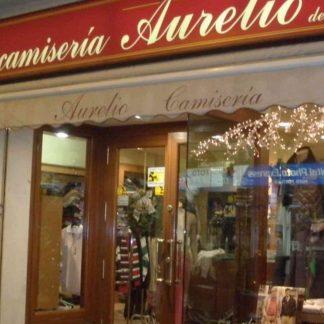 Camiseria Aurelio Aranjuez