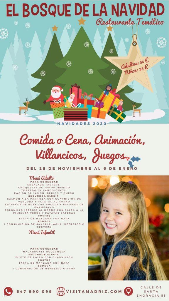 Restaurante El Bosque de la Navidad